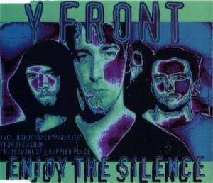 Cover - Y Front: Enjoy The Silence