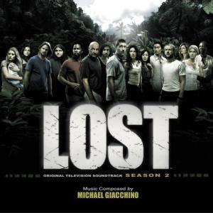 Cover - Michael Giacchino: Lost Season 2