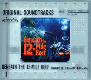 Cover - Bernard Herrmann: Beneath The 12-Mile Reef