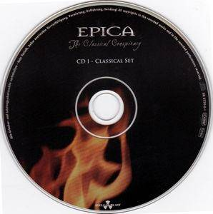 Epica: The Classical Conspiracy (2-CD) - Bild 5
