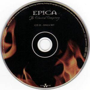 Epica: The Classical Conspiracy (2-CD) - Bild 6