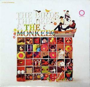 Cover - Monkees, The: Birds, The Bees & The Monkees, The