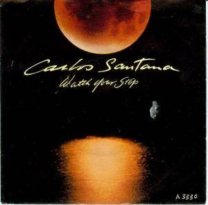 Cover - Carlos Santana: Watch Your Step