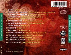 The Colours Of Zoth Ommog (CD) - Bild 2