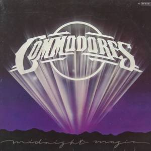 Cover - Commodores: Midnight Magic