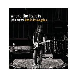 John Mayer: Where The Light Is - Live In Los Angeles - Cover