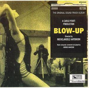 The Yardbirds: Blow-Up - Cover