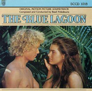 Cover - Basil Poledouris: Blue Lagoon, The