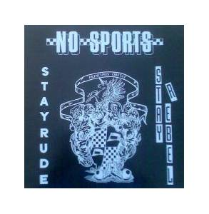 Cover - No Sports: Stay Rude Stay Rebel