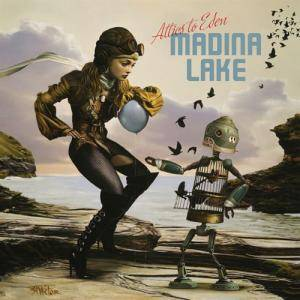 Madina Lake: Attics To Eden - Cover