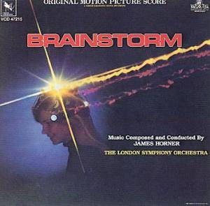 James Horner: Brainstorm - Cover