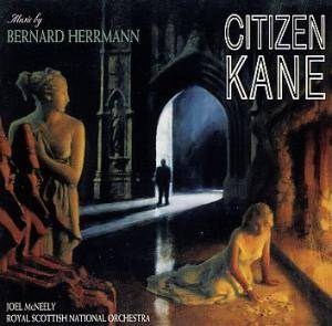 Cover - Bernard Herrmann: Citizen Kane