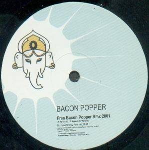 Bacon Popper: Free - Cover