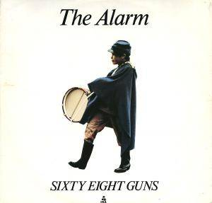 The Alarm: Sixty Eight Guns - Cover