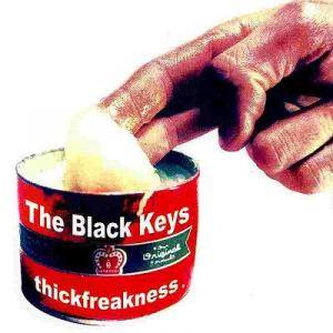 Cover - Black Keys, The: Thickfreakness