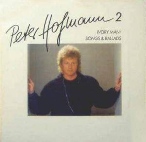 Peter Hofmann: Ivory Man / Songs & Ballads - Cover