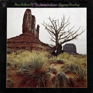 Cover - New Riders Of The Purple Sage: Gypsy Cowboy
