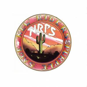 Cover - New Riders Of The Purple Sage: New Riders Of The Purple Sage