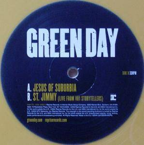 "Green Day: Jesus Of Suburbia (10"") - Bild 3"