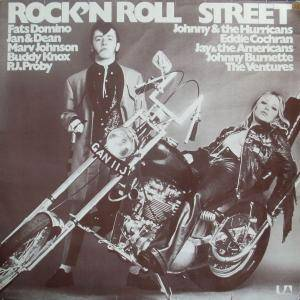 Rock'n Roll Street - Cover