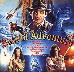 Cover - Howard Blake: Best Of Adventure