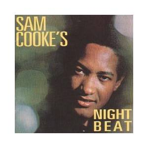 Sam Cooke: Night Beat - Cover