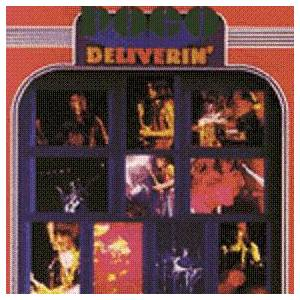 Poco: Deliverin' - Cover