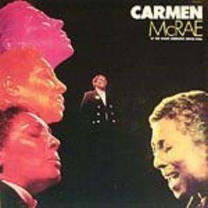 Cover - Carmen McRae: At The Great American Music Hall
