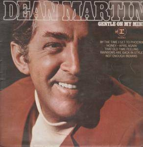 Dean Martin: Gentle On My Mind - Cover