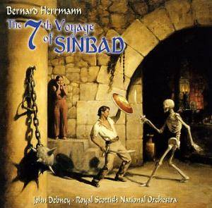 Cover - Bernard Herrmann: 7th Voyage Of Sinbad, The