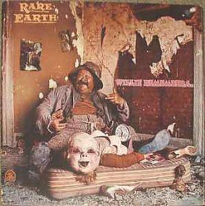 Rare Earth: Willie Remembers... - Cover