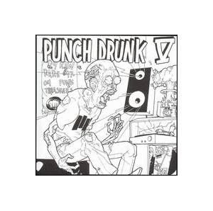 Cover - Adolf And The Piss Artists: Punch Drunk V