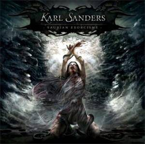 Karl Sanders: Saurian Exorcisms - Cover