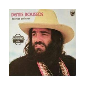 Demis Roussos: Forever And Ever - Cover