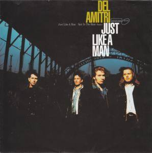 Del Amitri: Just Like A Man - Cover