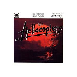 The Hellacopters: Now - Cover