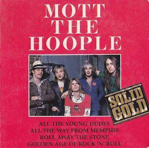 Cover - Mott The Hoople: Solid Gold