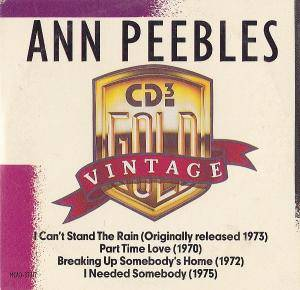 Cover - Ann Peebles: Vintage