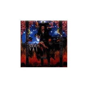 Steve Vai: Passion And Warfare - Cover