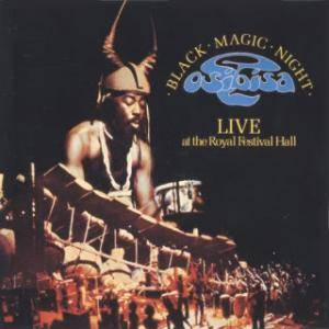 Osibisa: Black Magic Night - Live At The Royal Festival Hall - Cover