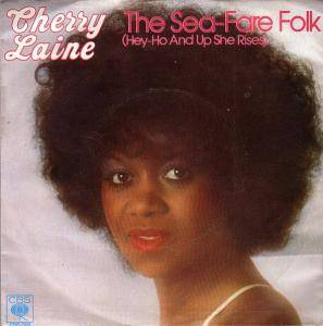 Cover - Cherry Laine: Sea-Fare Folk (Hey-Ho And Up She Rises), The