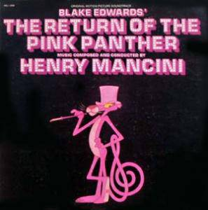 Henry Mancini: Return Of The Pink Panther, The - Cover