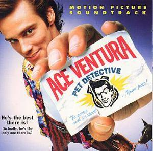 Cover - Robert John: Ace Ventura: Pet Detective