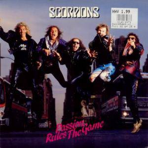 "Scorpions: Passion Rules The Game (7"") - Bild 1"