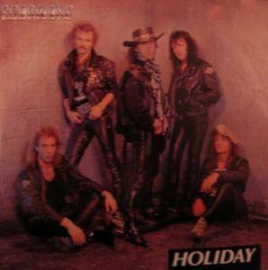 Scorpions: Holiday - Cover