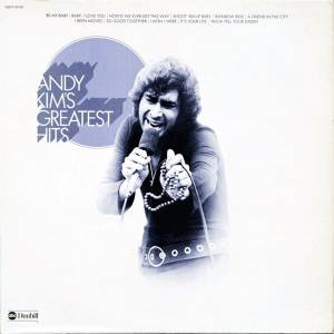 Andy Kim: Andy Kim's Greatest Hits - Cover