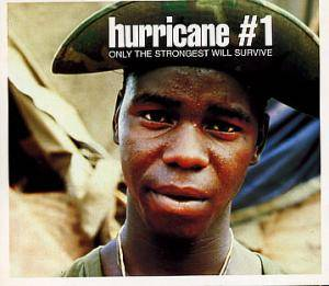 Hurricane #1: Only The Strongest Will Survive - Cover