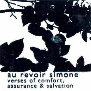 Cover - Au Revoir Simone: Verses Of Comfort, Assurance & Salvation