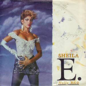 Cover - Sheila E.: Holly Rock