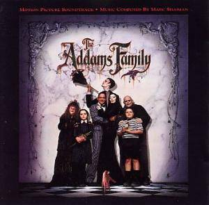 Marc Shaiman: Addams Family, The - Cover